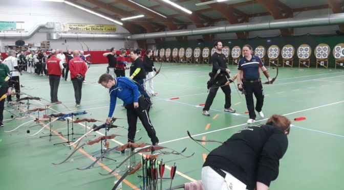 Landesmeisterschaften SBV Indoor