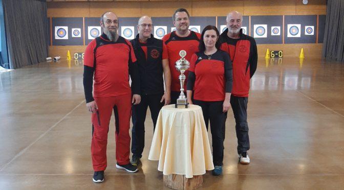 Landesliga Bogen ohne Visier Halle 2019/2020